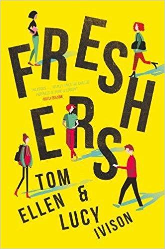"""""""Freshers"""" Tom Ellen, Lucy Ivison"""